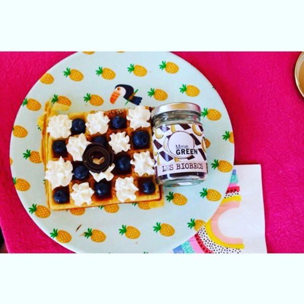 pot biobec chocolat dessert Mme Green