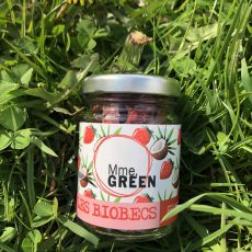 petit pot biobec fraise coco Madame green