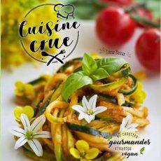 livre recettes crues Mme Green