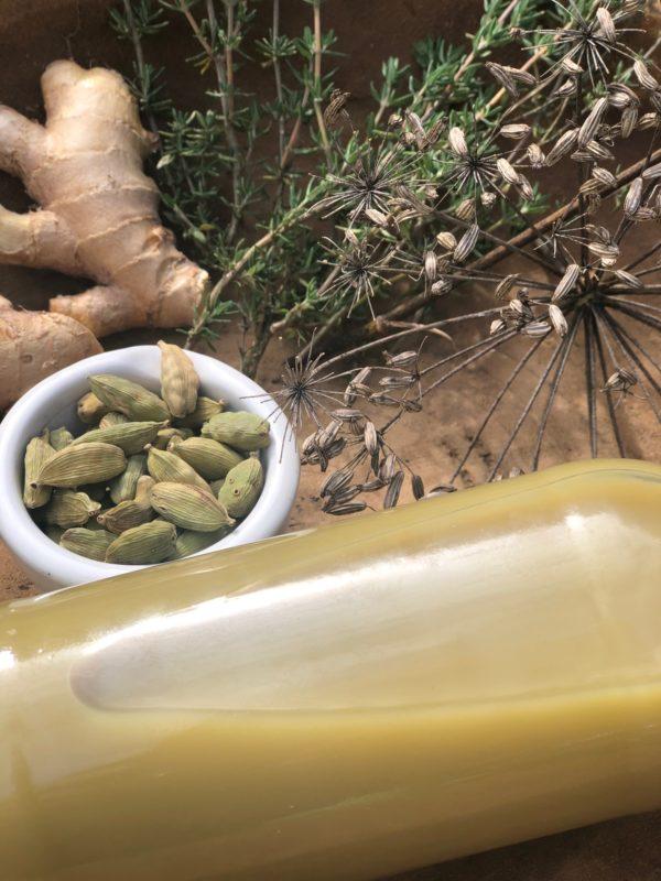 boisson healthy aux plantes Mme Green
