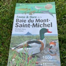 livre faune et flore normandie mont saint michel Mme Green