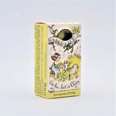 savon anti-acnee lait de chevre orely mme green